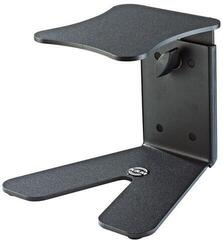 Konig & Meyer 26772 Table Monitor Stand Structured Black