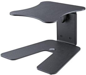 Konig & Meyer 26774 Table Monitor Stand Structured Black