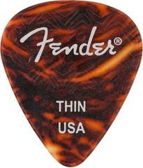 Fender Wavelength 351 Thin Tortoiseshell 6 Pack