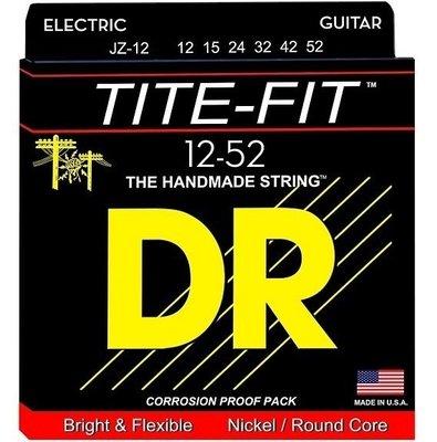 DR Strings JZ 12
