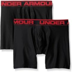 Under Armour O-Series 6in Boxerjock 2-Pack