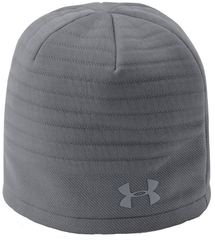 Under Armour Men's Golf Daytona Beanie Rhino Gray