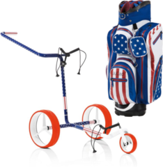 Jucad Carbon 3-Wheel USA SET