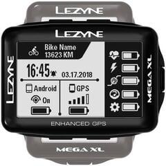 Lezyne Mega XL GPS Black (B-Stock) #927022