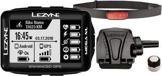 Lezyne Mega XL GPS Black Loaded Box