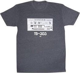 Roland TB-303 Crew T-Shirt Charcoal