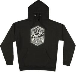 Fender Spirit of Rock 'N' Roll Men's Hoodie Black