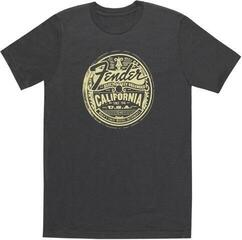 Fender Cali Medallion Men's Tee Gray