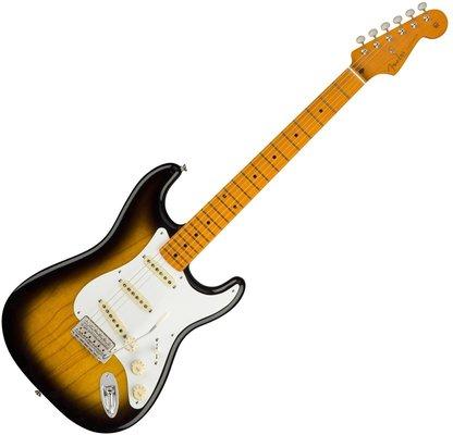 Fender 50S Classic Series Stratocaster Lacquer MN 2 Tone Sunburst