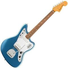 Fender 60S Classic Series Jaguar Lacquer PF Lake Placid Blue