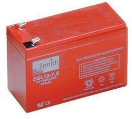 Zenith AGM Battery 12V / 7Ah