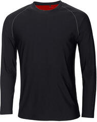 Galvin Green Elmo Thermal Long Sleeve Mens Base Layer Black/Red