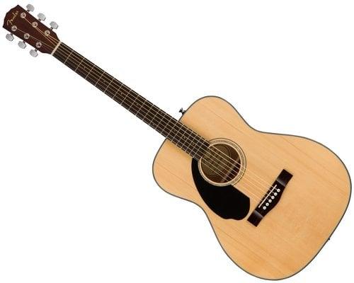Fender CC-60S Concert WN Natural LH