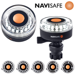 NAVISAFE Navi light 360° RailBlaza White 10-NL360RB