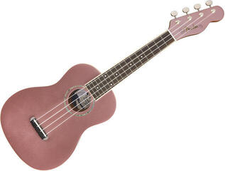 Fender Zuma Classic Concert Ukulele WN Burgundy Mist