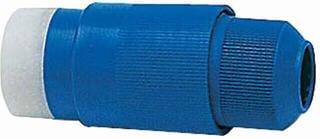 Osculati Plug 30 A 220 V blue