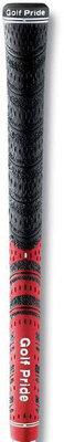 Golf Pride New Decade Multicompound Golf Grip Red/Black Standard