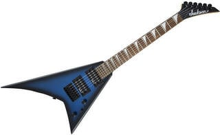 Jackson JS1X Rhoads Minion AH FB Metallic Blue Burst
