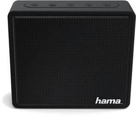 Hama Mobile Bluetooth Speaker Pocket Black