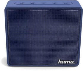 Hama Mobile Bluetooth Speaker Pocket Blue