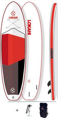 LOKAHI W.E.Enjoy Red Plus 10'6''