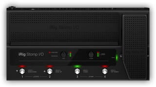 IK Multimedia iRig Stomp I/O
