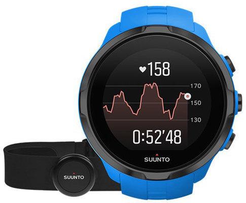 Suunto Spartan Sport Wrist HR Blue + HR Belt