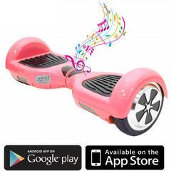 Eljet Standard Pink Bluetooth APP