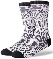 Stance Hattie Eyes Black L