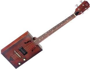JN Guitars Cask Hogshead