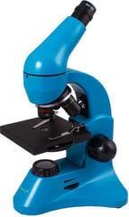 Levenhuk Rainbow 50L PLUS Azure Microscope