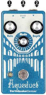 EarthQuaker Devices Aqueduct