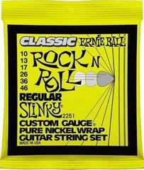 Ernie Ball 2251 Classic Pure Nickel Regular Slinky