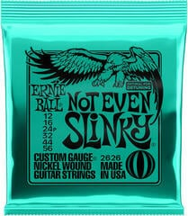 Ernie Ball 2626 Not Even Slinky Nickel Wound