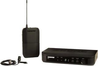 Shure BLX14E/CVL H8E: 518-542 MHz