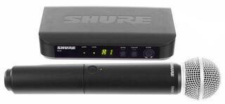 Shure BLX24E/SM58 K3E: 606-630 MHz