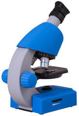 Bresser Junior 40x-640x Microscope Blue