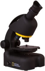 Bresser National Geographic 40–640x Microscope w/smartphone adapter