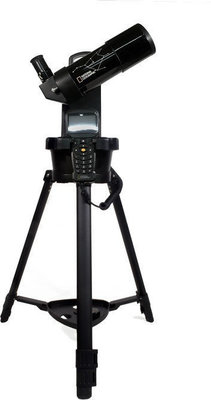 Bresser National Geographic 70/350 GOTO Telescope 70mm Refractor
