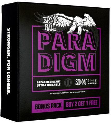 Ernie Ball Power Slinky Paradigm 3 Pack