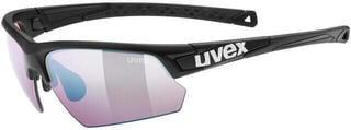 UVEX Sportstyle 224 CV Black Mat S2