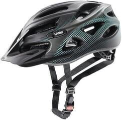UVEX Onyx CC Black/Teal Matt 52-57