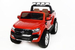 Beneo Electric Ride-On Toy Car Ford Ranger Wildtrak 4X4 Red (B-Stock) #925795