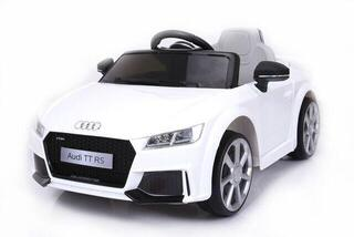 Beneo Electric Ride-On Car Audi TT White
