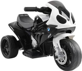 Beneo Electric Ride-On Trike BMW S 1000 RR 6V Black