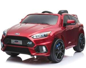 Beneo Electric Ride-On Car Ford Focus RS Red Paint