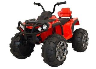 Beneo Electric Ride-On Quad Hero 12V Red