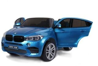 Beneo BMW X6 M Electric Ride-On Car Blue Paint