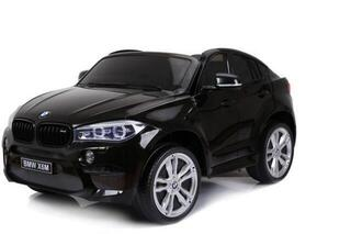 Beneo BMW X6 M Electric Ride-On Car Black Paint