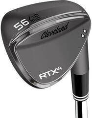 Cleveland RTX 4 Black Satin Wedge Right Hand 56 Mid Grind SB